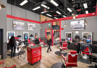 Tommy Guns Barbershop