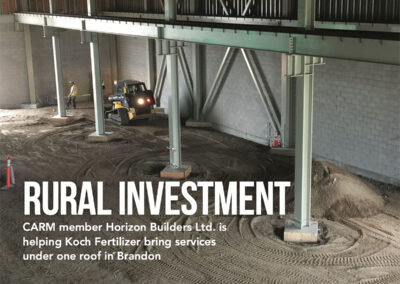Building Rural Manitoba